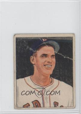 1950 Bowman - [Base] #188.2 - Earl Johnson (no copyright) [Poor]