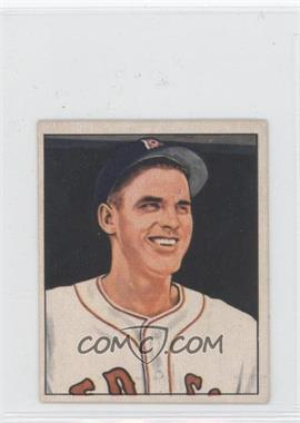 1950 Bowman - [Base] #188.2 - Earl Johnson (no copyright)