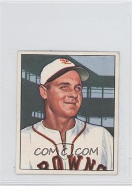 1950 Bowman - [Base] #190.1 - Ken Wood (copyright)