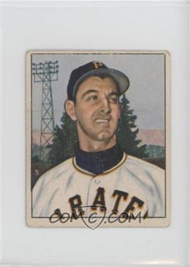 1950 Bowman - [Base] #201.1 - Pete Castiglione (copyright) [Good to VG‑EX]