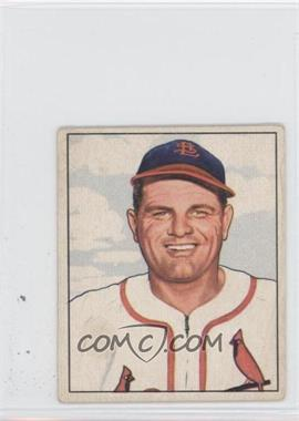1950 Bowman - [Base] #207.1 - Max Lanier (copyright)