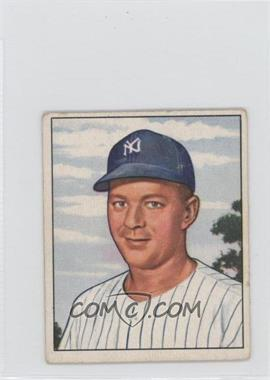 1950 Bowman - [Base] #215.1 - Ed Lopat (copyright) [Good to VG‑EX]