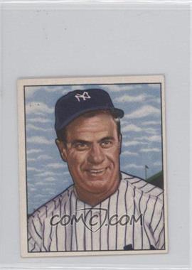 1950 Bowman - [Base] #219.1 - Hank Bauer (copyright)