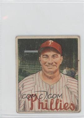 1950 Bowman - [Base] #225.2 - Eddie Sawyer (no copyright) [Good to VG‑EX]