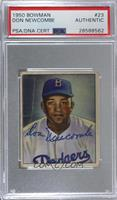 Don Newcombe [PSA/DNACertifiedEncased]