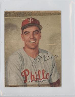 1950 Philadelphia Inquirer Fightin' Phillies Album - [Base] #N/A - Curt Simmons [Good to VG‑EX]