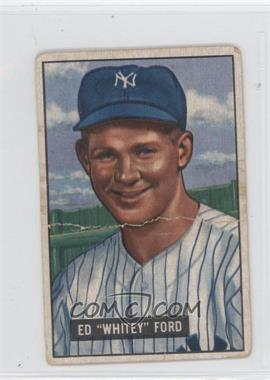 1951 Bowman - [Base] #1 - Ed 'Whitey' Ford