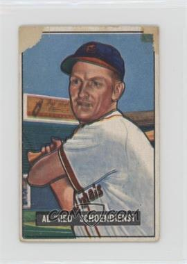 1951 Bowman - [Base] #10 - Red Schoendienst [Poor]