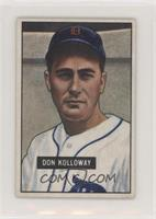 Don Kolloway