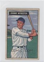 Johnny Wyrostek
