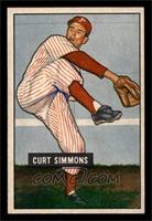 Curt Simmons [NM]