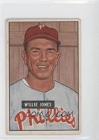 Willie Jones [GoodtoVG‑EX]