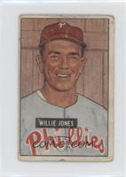 Willie Jones [Poor]