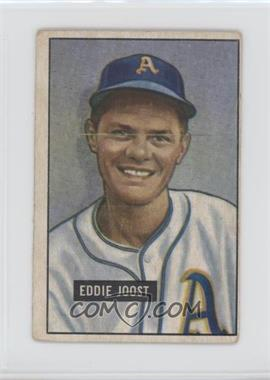 1951 Bowman - [Base] #119 - Eddie Joost [Good to VG‑EX]