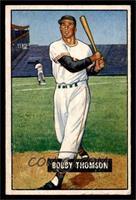 Bobby Thomson [VG]