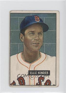1951 Bowman - [Base] #128 - Ellis Kinder [Good to VG‑EX]