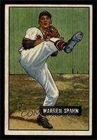 Warren Spahn [EX]