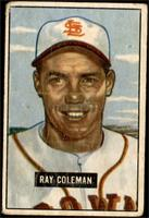Ray Coleman [POOR]