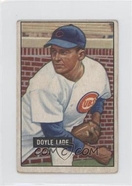 1951 Bowman - [Base] #139 - Doyle Lade [GoodtoVG‑EX]