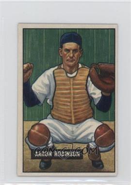 1951 Bowman - [Base] #142 - Aaron Robinson