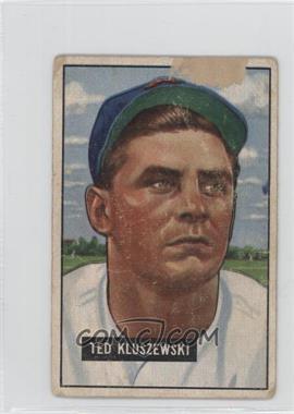 1951 Bowman - [Base] #143 - Ted Kluszewski [Poor]