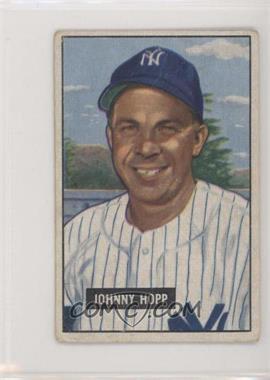 1951 Bowman - [Base] #146 - Johnny Hopp [PoortoFair]