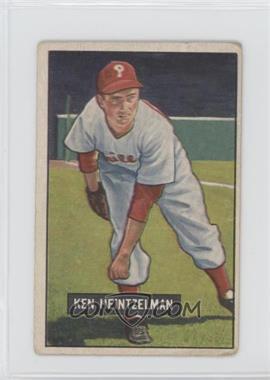 1951 Bowman - [Base] #147 - Ken Heintzelman [GoodtoVG‑EX]