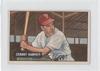 Granny Hamner [Good to VG‑EX]