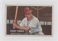 Granny Hamner [GoodtoVG‑EX]
