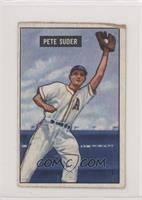 Pete Suder [Poor to Fair]