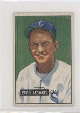 1951 Bowman - [Base] #159 - Eddie Stewart [PoortoFair]