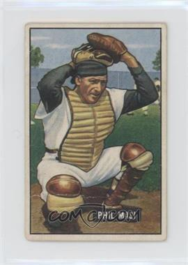 1951 Bowman - [Base] #160 - Phil Masi [Poor to Fair]