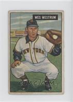 Wes Westrum [GoodtoVG‑EX]