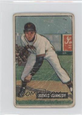 1951 Bowman - [Base] #163 - Monte Kennedy [Poor]