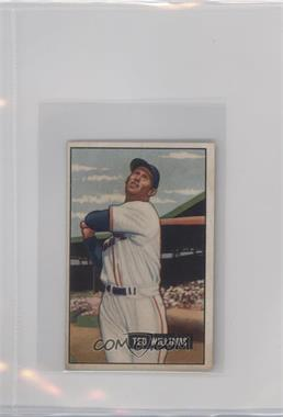 1951 Bowman - [Base] #165 - Ted Williams