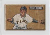 Murry Dickson [Poor]