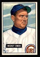 Mickey Owen [EX]