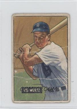 1951 Bowman - [Base] #176 - Vic Wertz [PoortoFair]