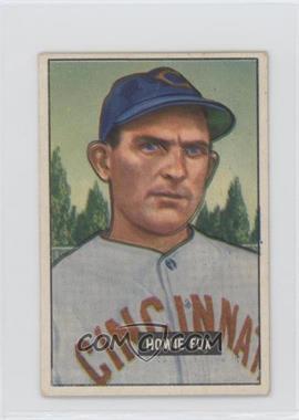 1951 Bowman - [Base] #180 - Howie Fox [GoodtoVG‑EX]