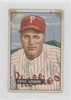 Richie Ashburn [Poor]