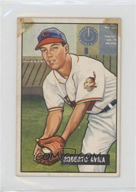 1951 Bowman - [Base] #188 - Bobby Avila [Poor]