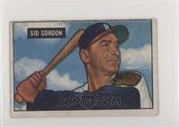Sid Gordon [GoodtoVG‑EX]