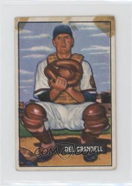 1951 Bowman - [Base] #20 - Del Crandall [PoortoFair]