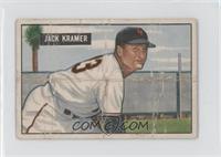 Jack Kramer [Poor]