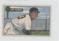 Jack Kramer [Good to VG‑EX]