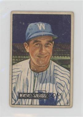 1951 Bowman - [Base] #205 - Mickey Grasso [Poor to Fair]