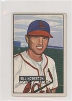 Bill Howerton [GoodtoVG‑EX]