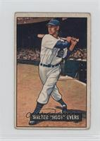 Walter 'Hoot' Evers [Good to VG‑EX]