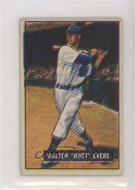 1951 Bowman - [Base] #23 - Walter 'Hoot' Evers [GoodtoVG‑EX]