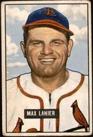 Max Lanier [GD+]